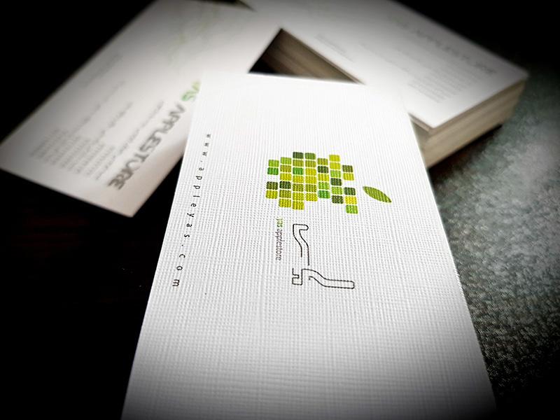 کد 728 نمونه کارت ویزیت کتان